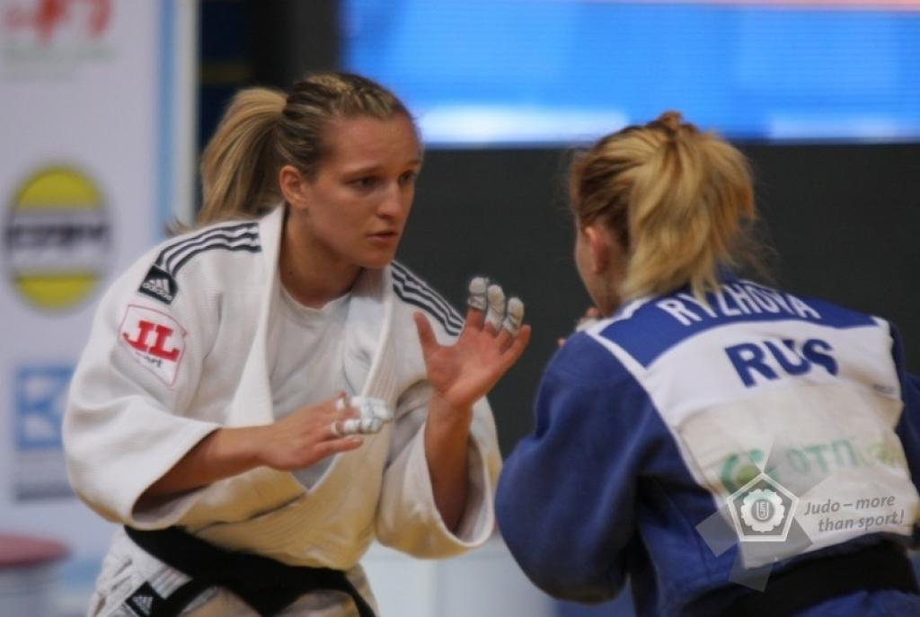 Russia and Slovenia rule at European Cup in Belgrade