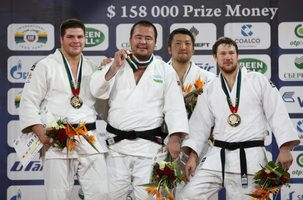 Tangriev hits the jackpot at World Open Championships