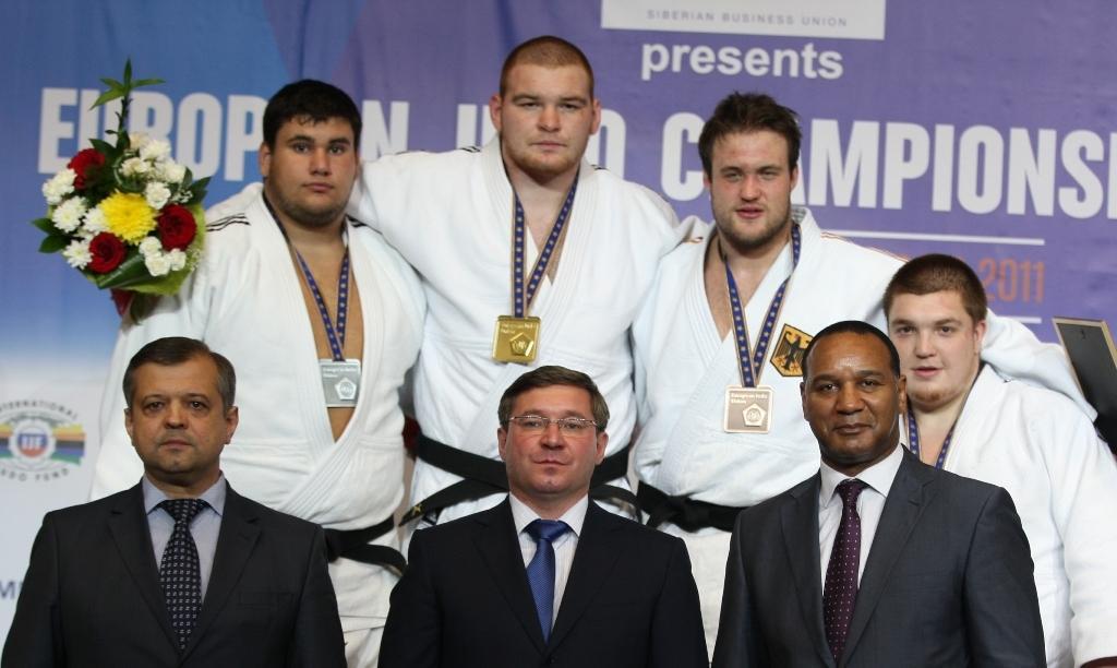 Tyumen's favourite Sergey Prokin wins European U23 title