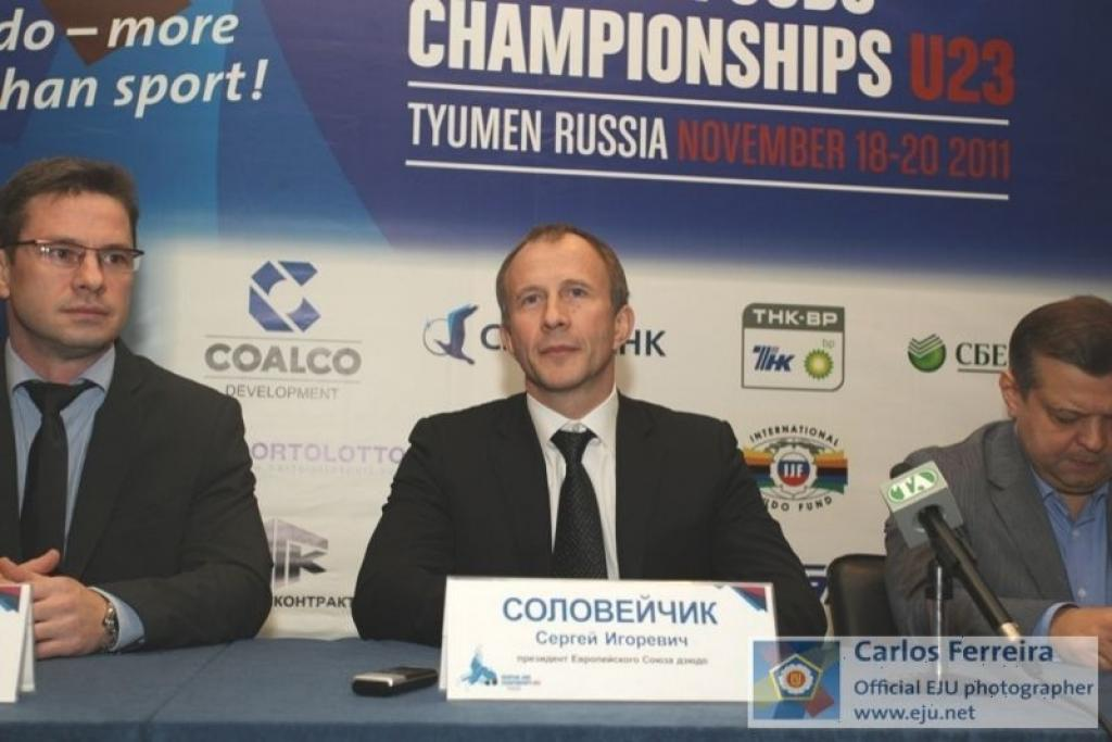Tyumen awaiting second big event in one month