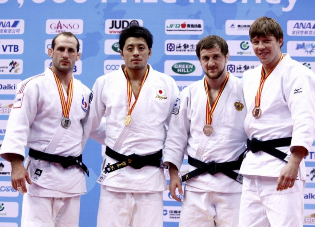 Olympic Qualification proceeds at GP Qingdao