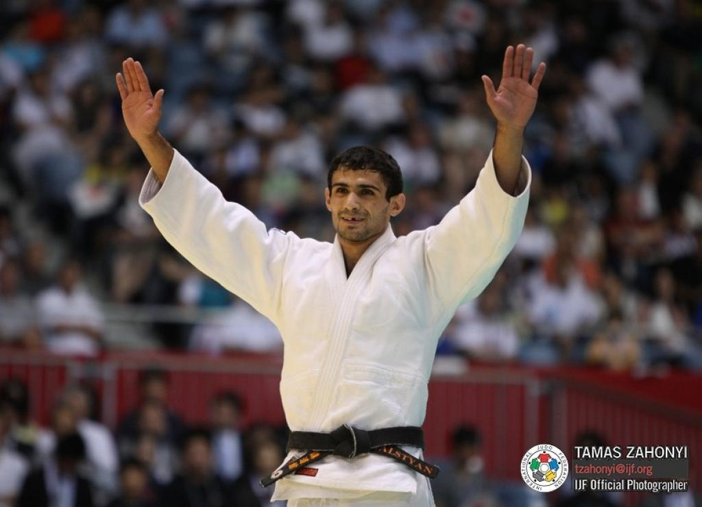 Asia dominates first day of IJF Masters in Almaty
