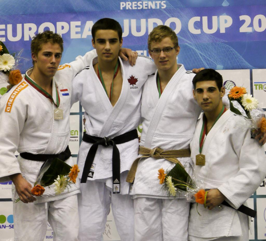 Eight golden countries at first Junior European Cup in Coimbra