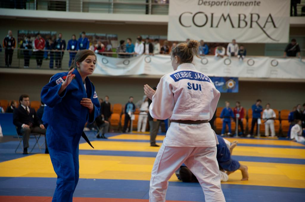 Germany and Austria make the difference at European Cup Coimbra