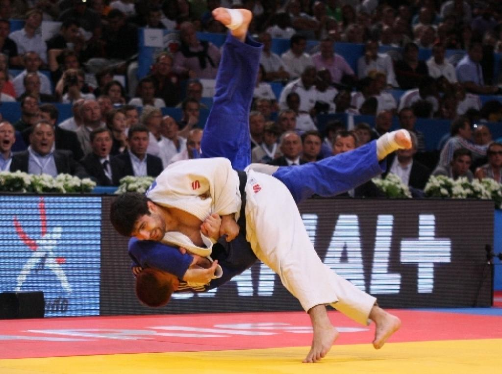 World medallists take part in European Cup Sarajevo