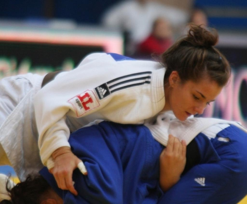 Croatian Matic sisters youngest medallists at European Cup Sarajevo