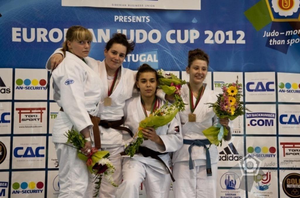 Spanish women dominate European Cadet Cup in Coimbra