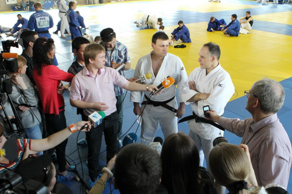 Russia announces 14 judokas for Euro-2012 in Chelyabinsk