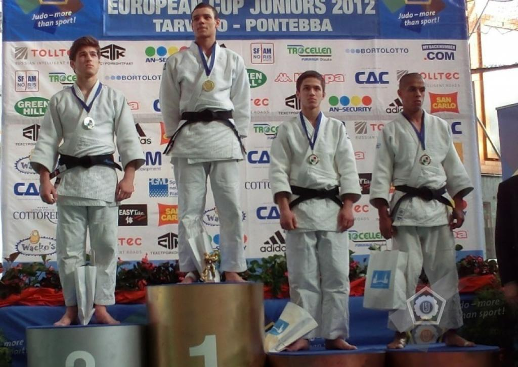 Germany collects 15 medals at European U20 Cup Italy