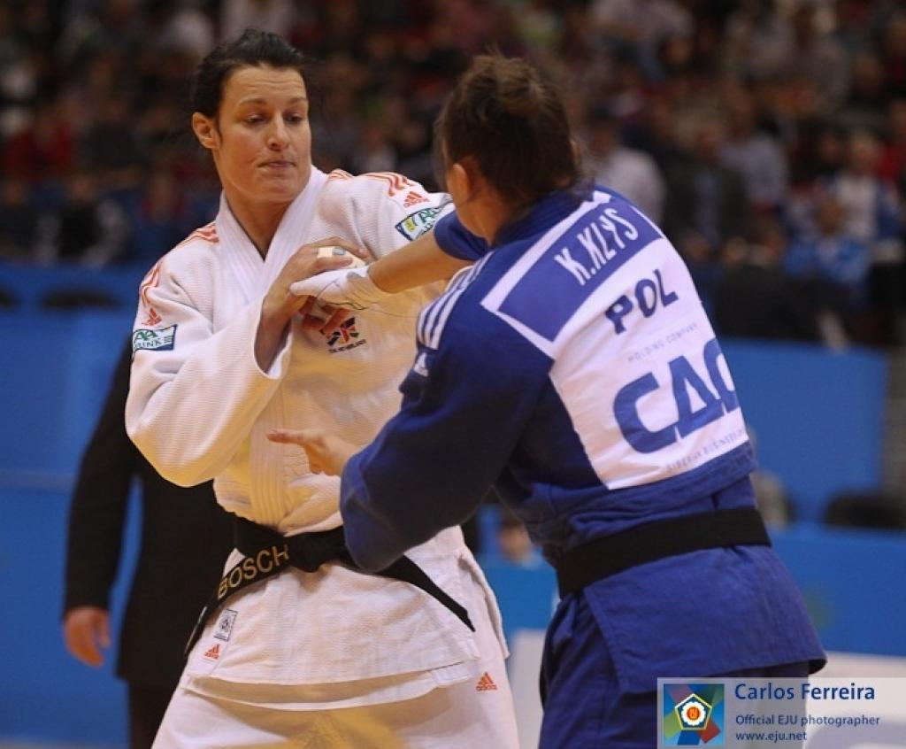 Edith Bosch claims fourth European title