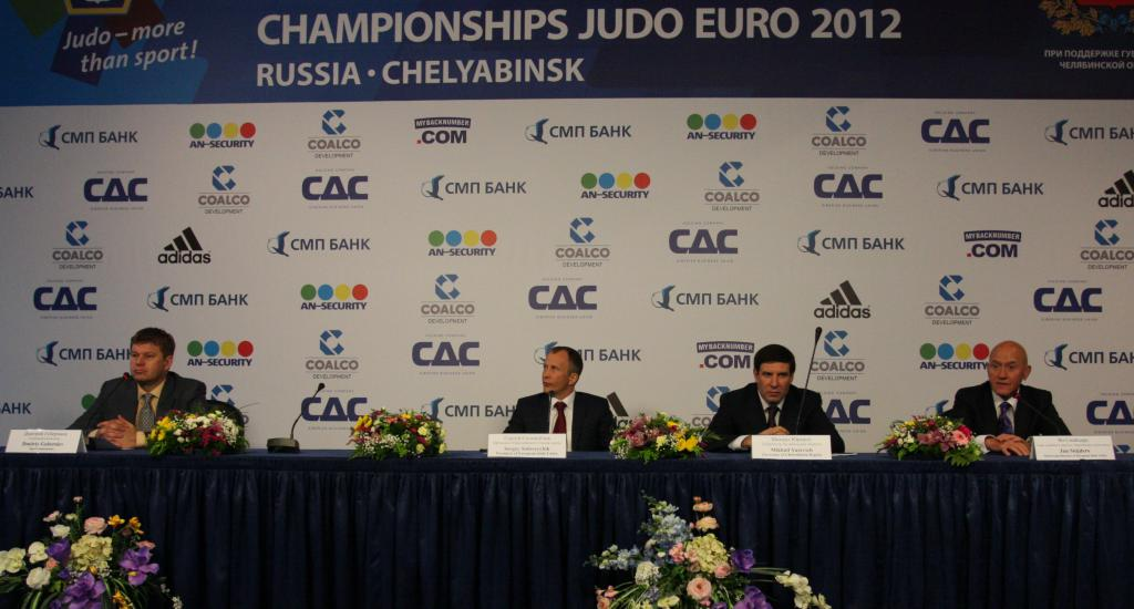 Press Conference Highlights European Championships