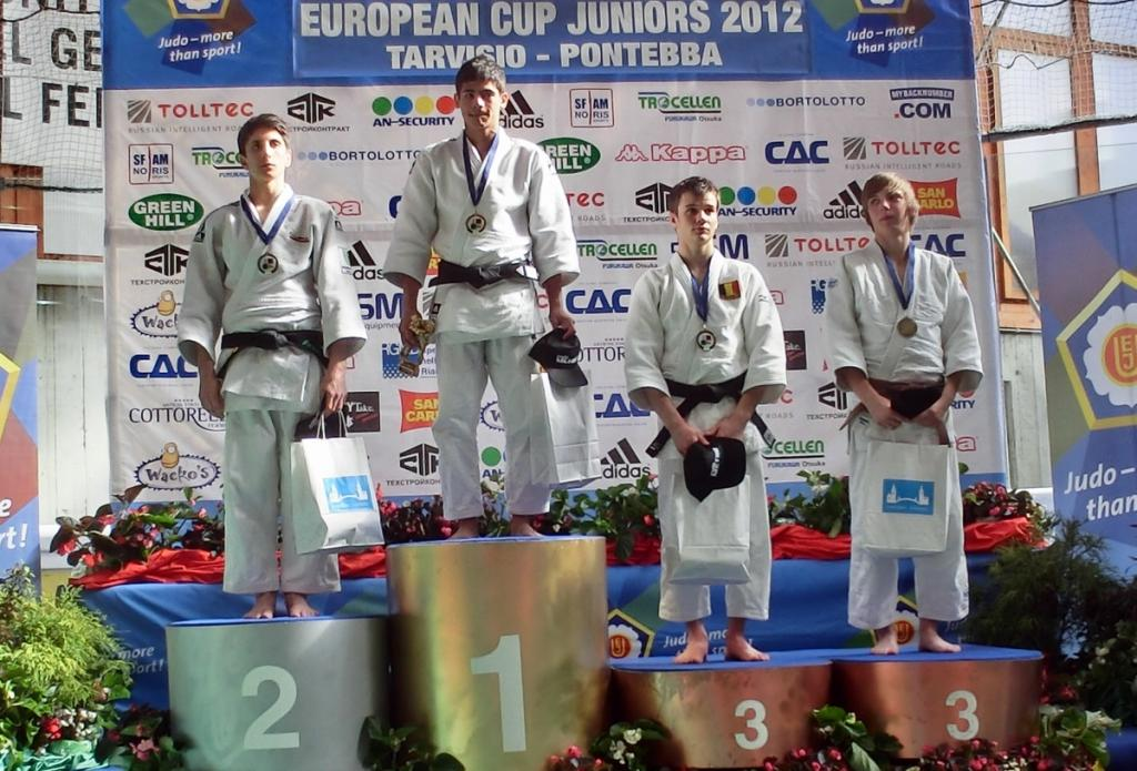 European Cup juniors: Germany claims three gold in Pontebba
