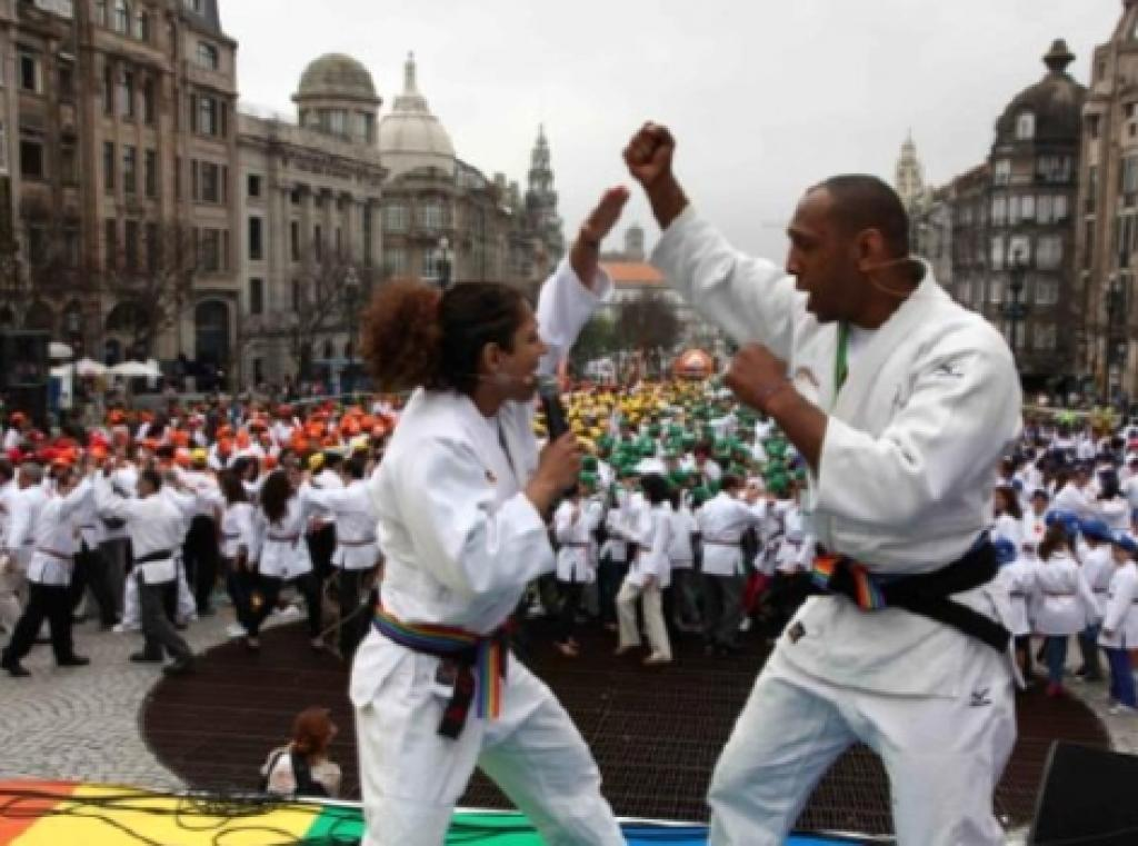 Mandela Day 2012 in Porto sets a record with 5027 participants