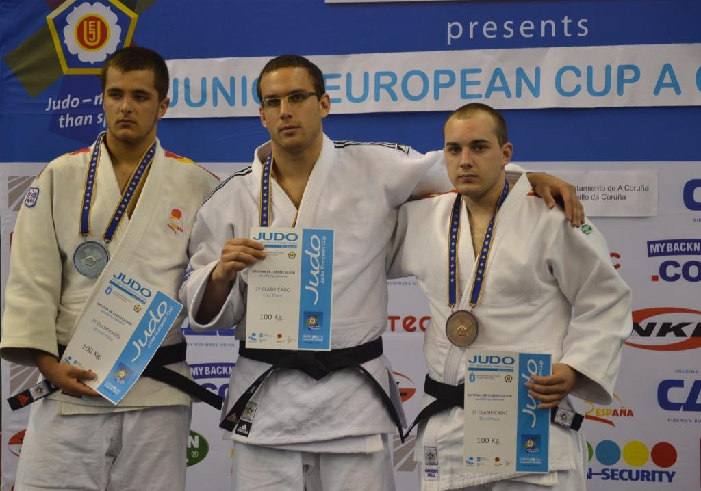 Spain and Italy in balance at European Cup for Juniors in La Coruna