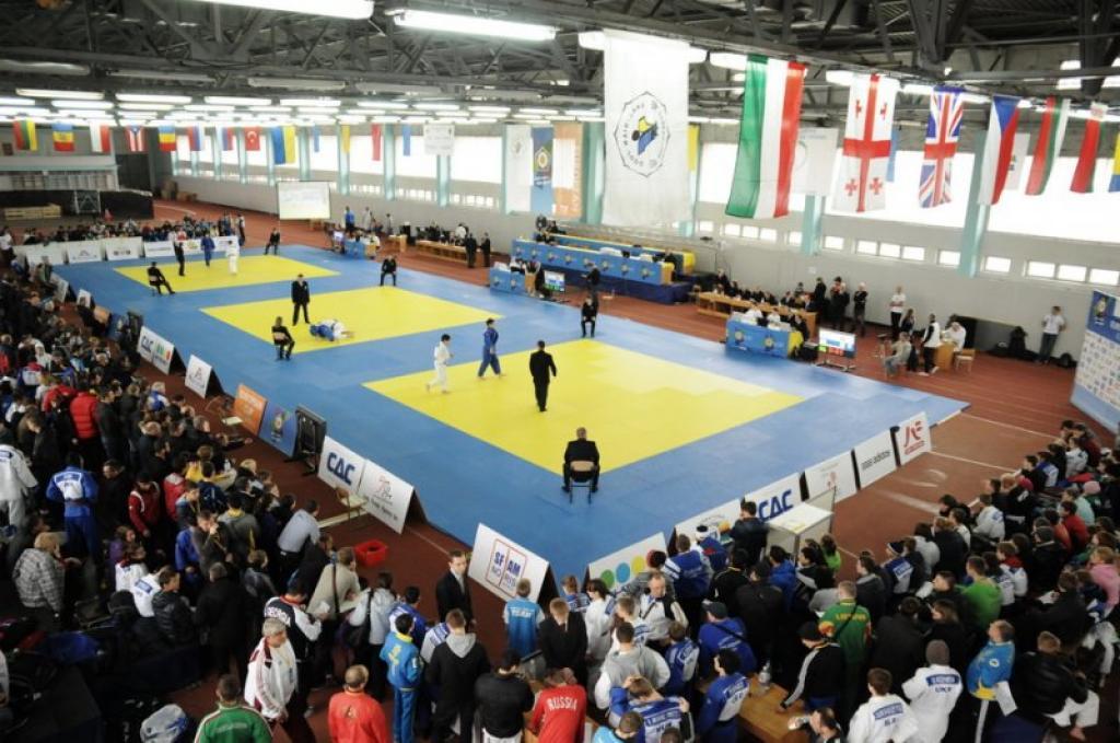 Big participation at the European Cup U20 in Kiev