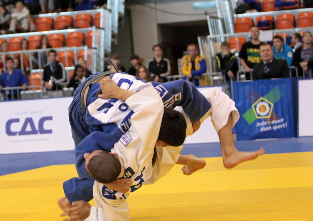 Russia takes four gold last day of Cadet European Cup in Poland