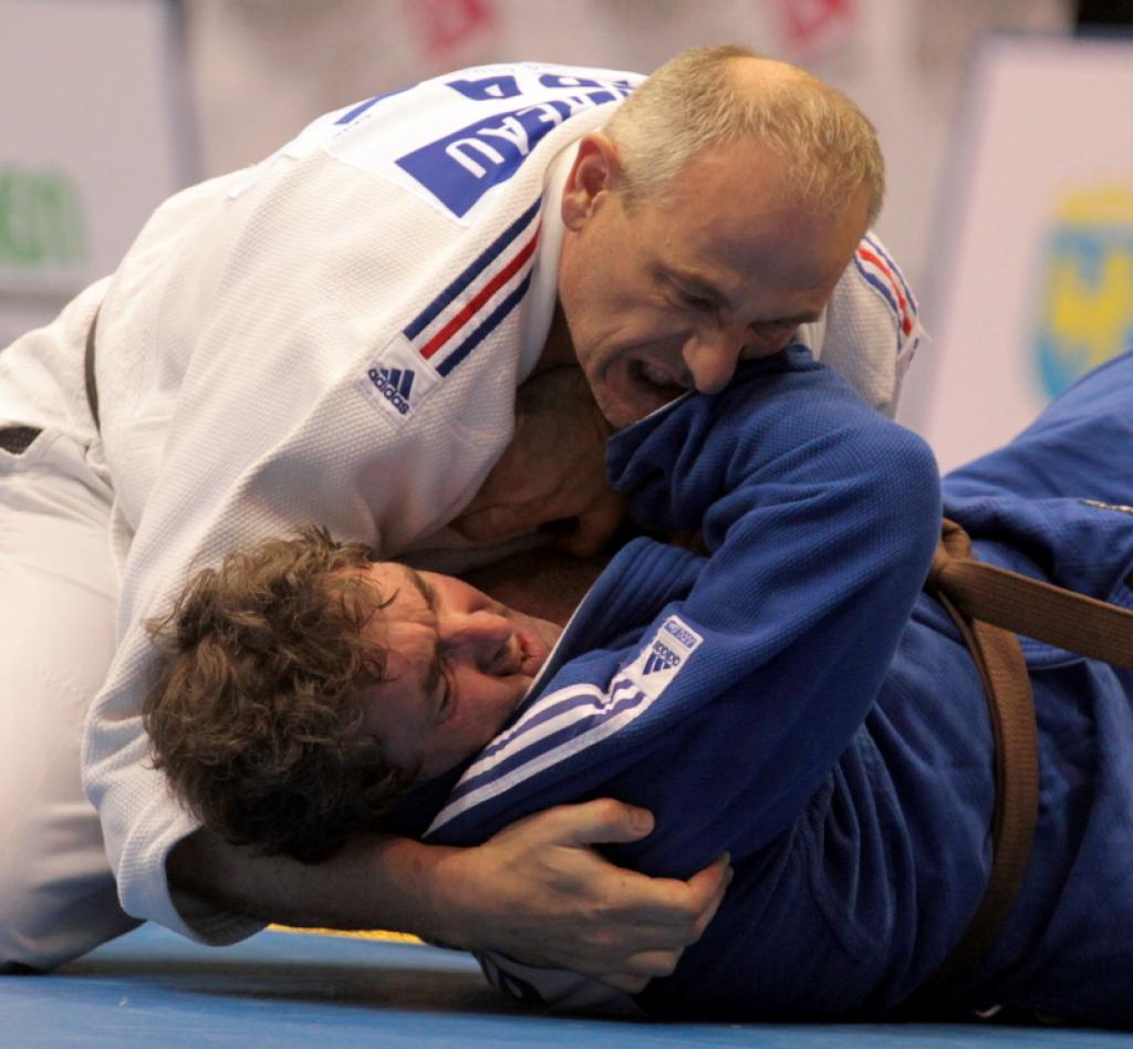 Russia leads medal tally at European Veteran Championships