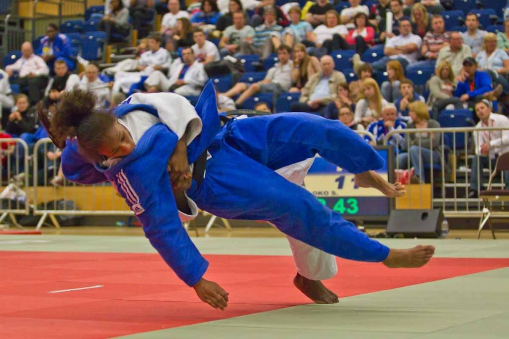 27 nations and over 400 judoka set for London British Open European Cup