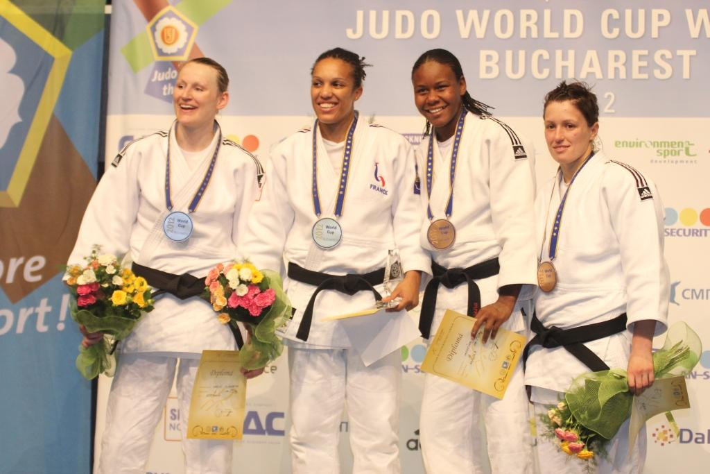France takes the triple at World Cup in Bucharest