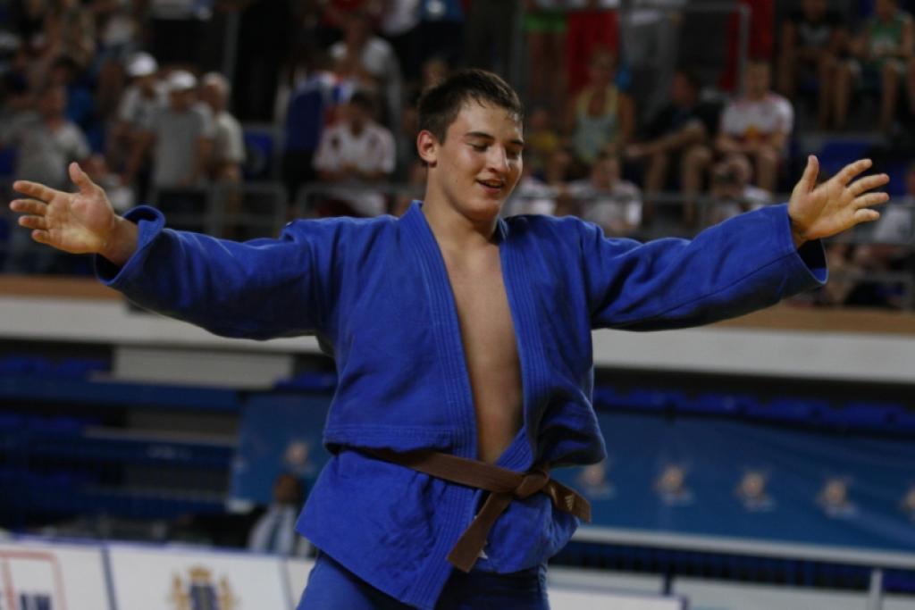 Twelve winning nations at European Cadet Championships