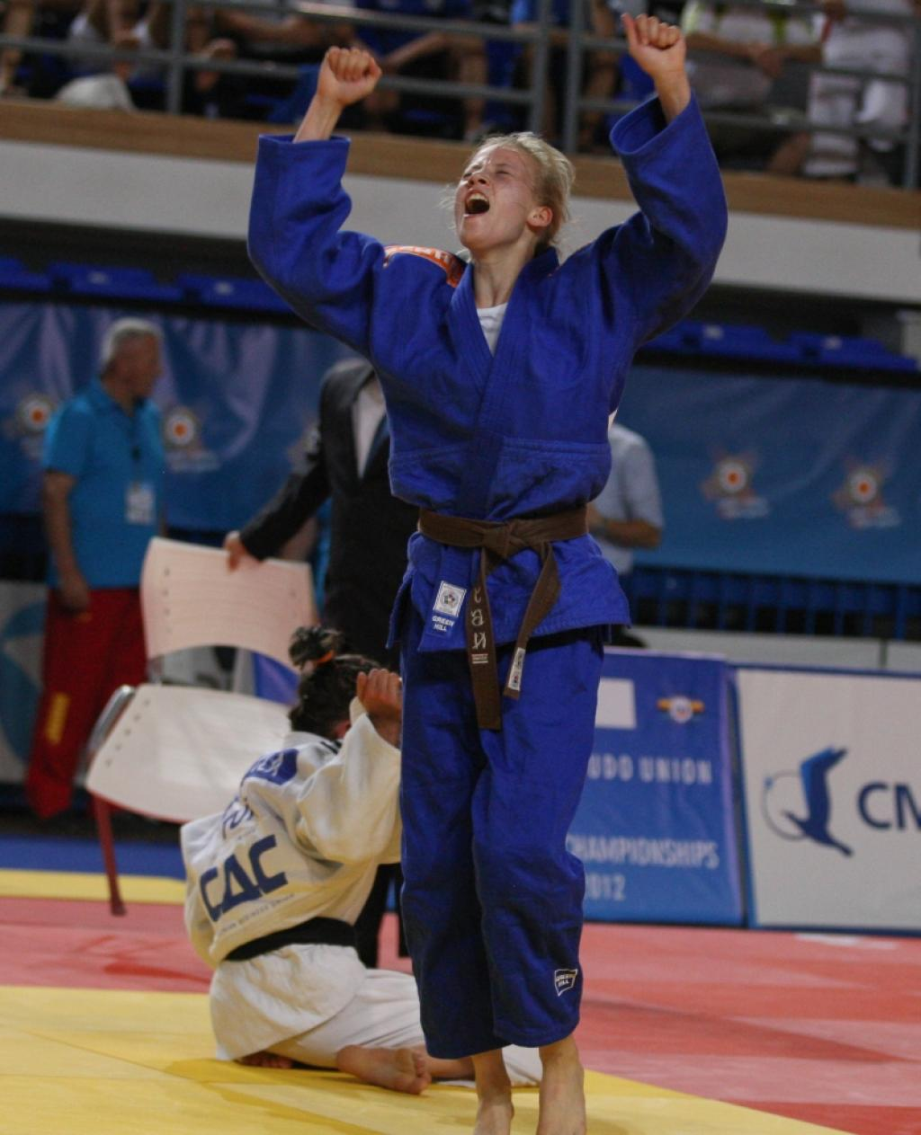 Strong and new medallists at European Championships for Cadets