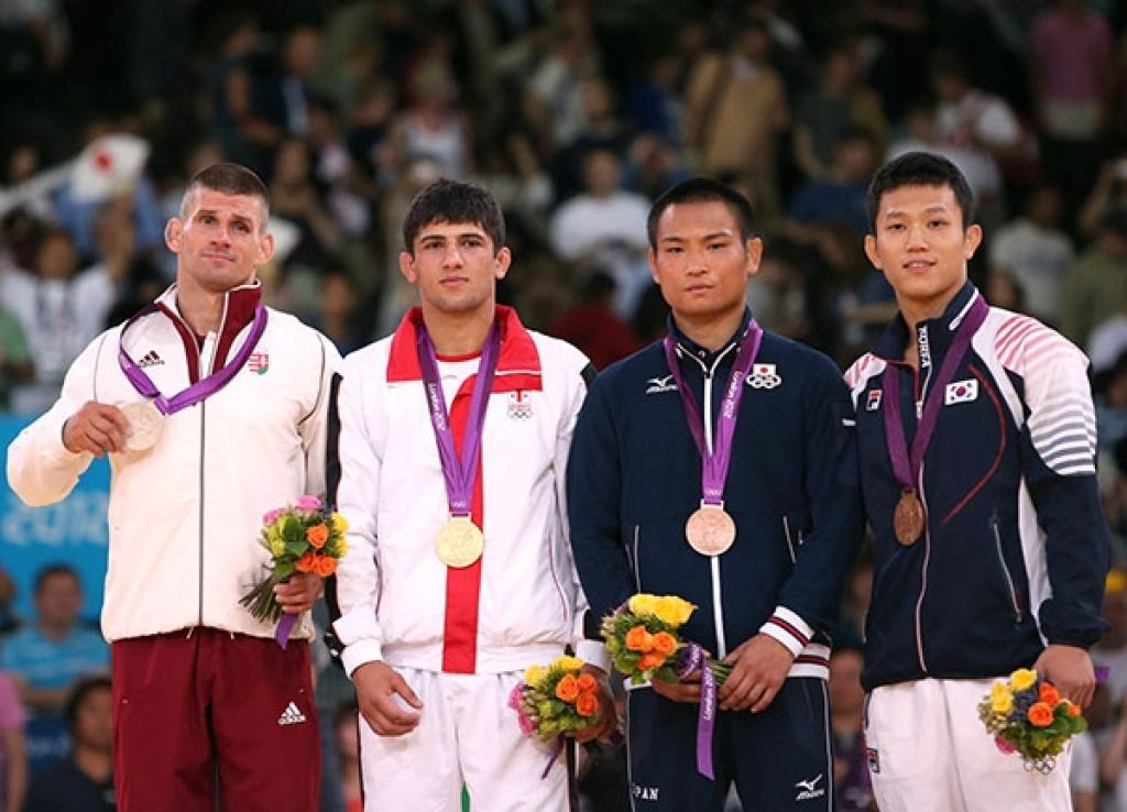Lasha Shavdatuashvili continues Georgian Olympic history