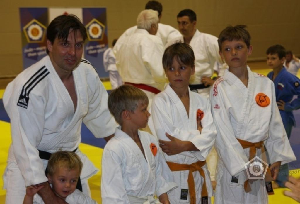 Judo & Family Camp in Porec in full force
