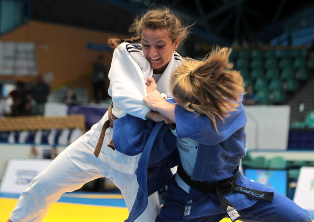 France takes three gold medals at European Cup Wroclaw