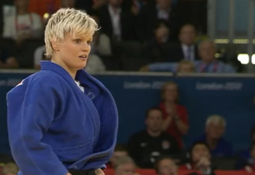 Zolnir going for gold in women's U63kg