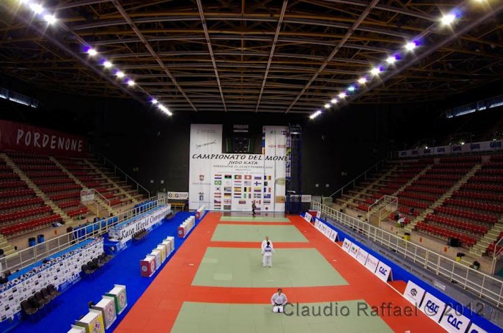 World Kata Championships in Pordenone is ready