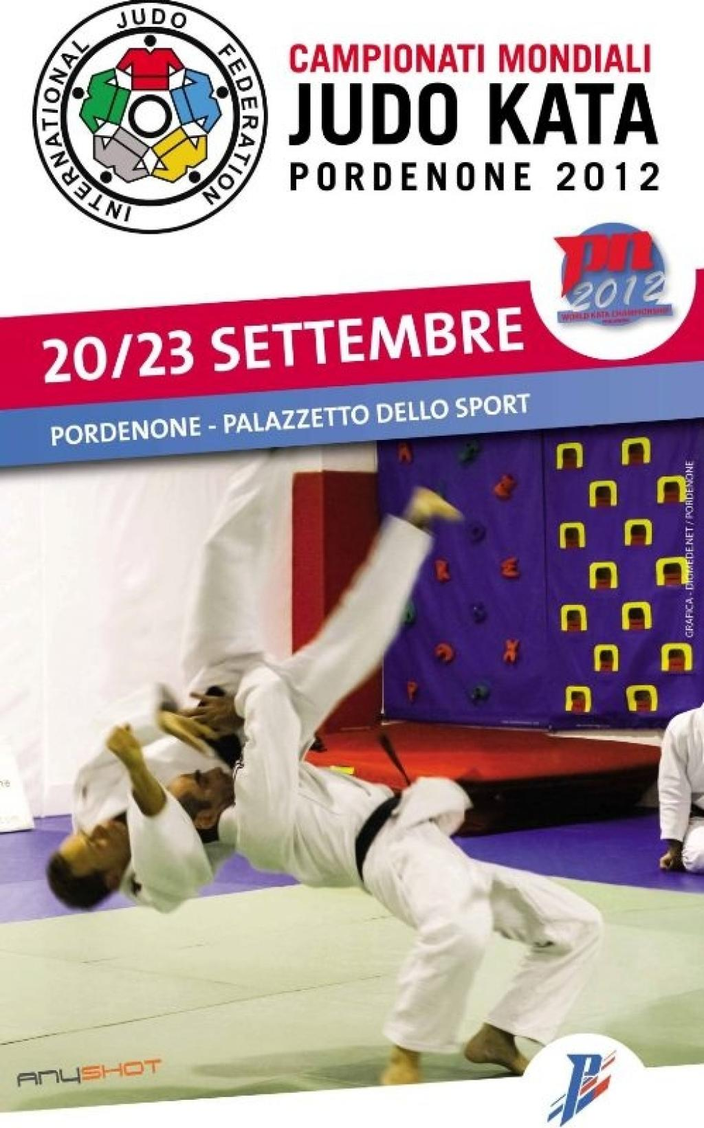 132 pairs from 33 Nations in the 4th kata World Championships