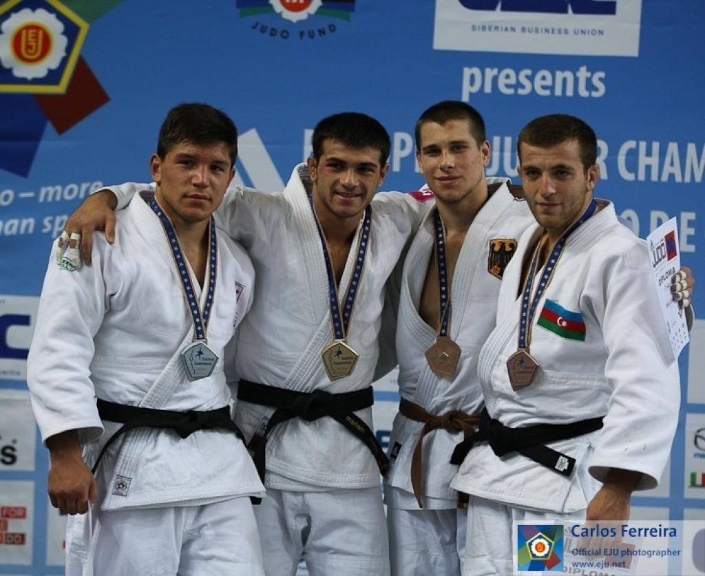 Second Greek European title! Ntanatsidis strongest U81kg