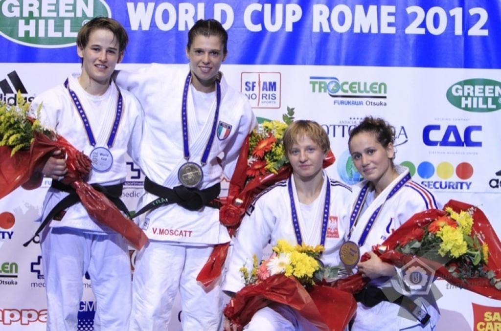 France claims 10 medals at first day of Green Hill World Cup Rome