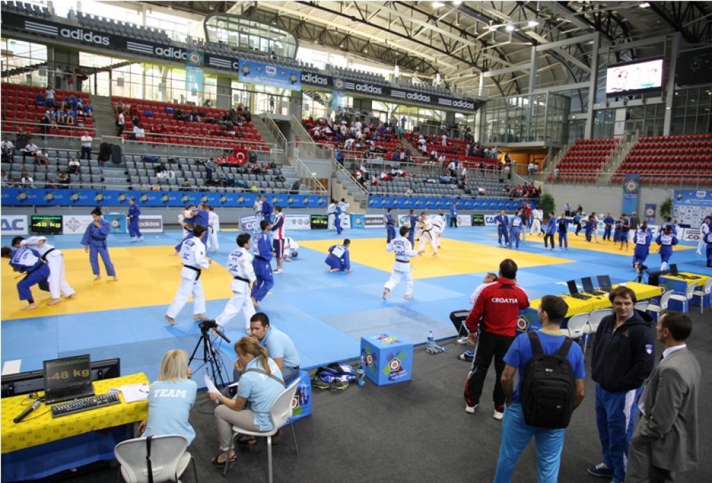 Porec proud to host European hopes for Rio 2016
