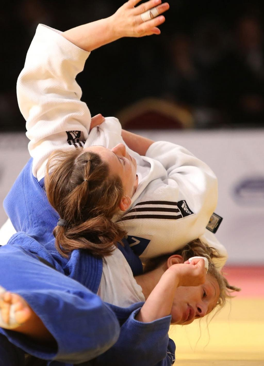 Europe takes 9 titles and 24 medals at Grand Prix Abu Dhabi