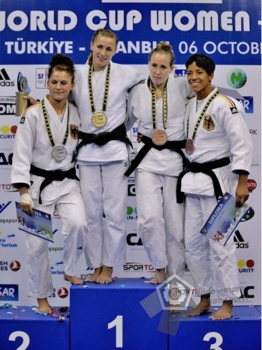 Seven winning nations at first World Cup in Istanbul