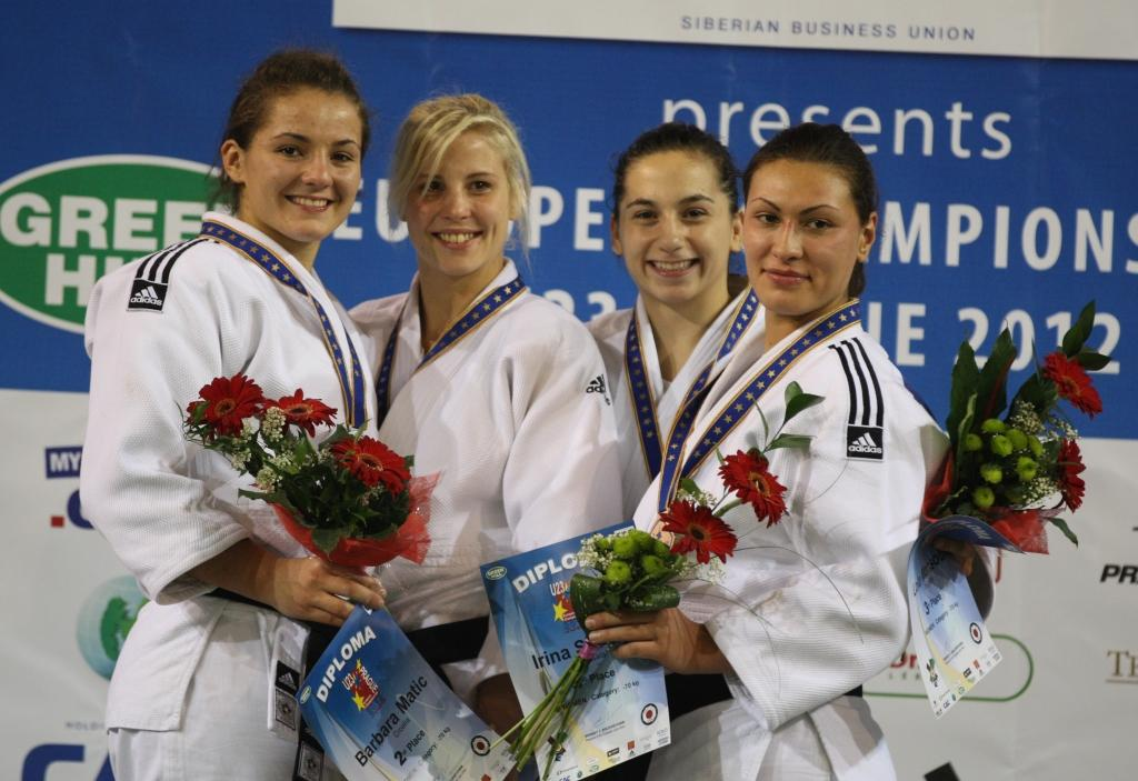 Jerman-Szabo keeps the tradition high for Hungary