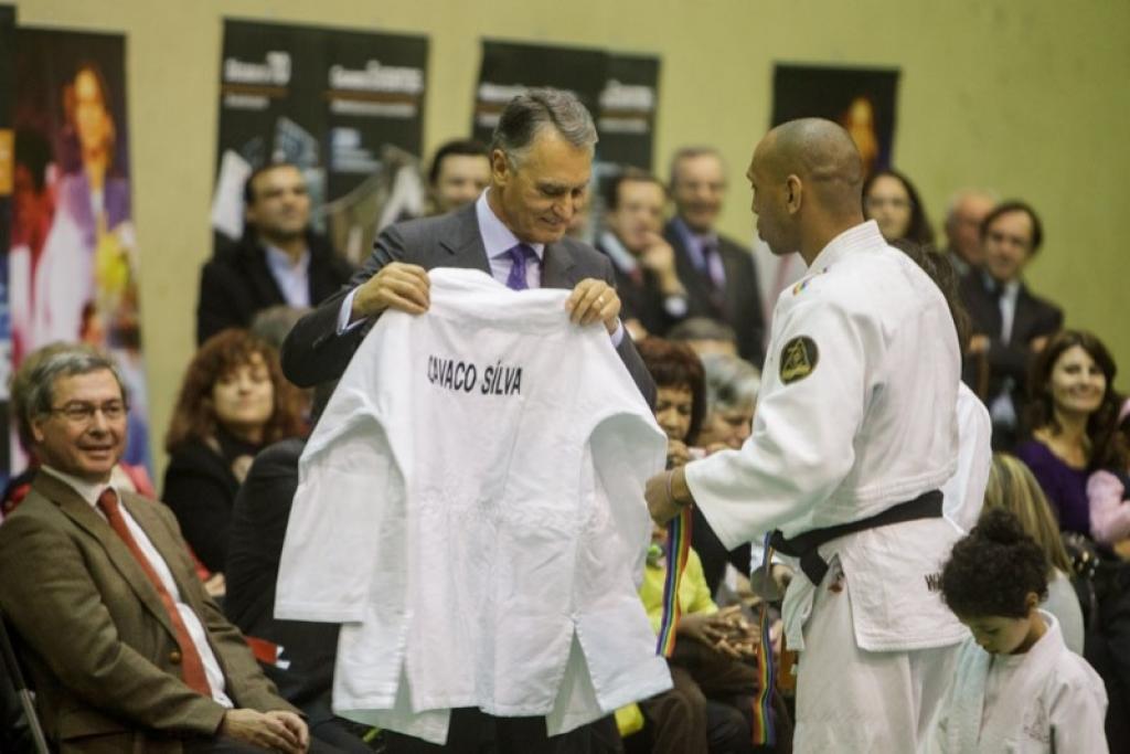 Portuguese President endorses 'Total Judo' Project
