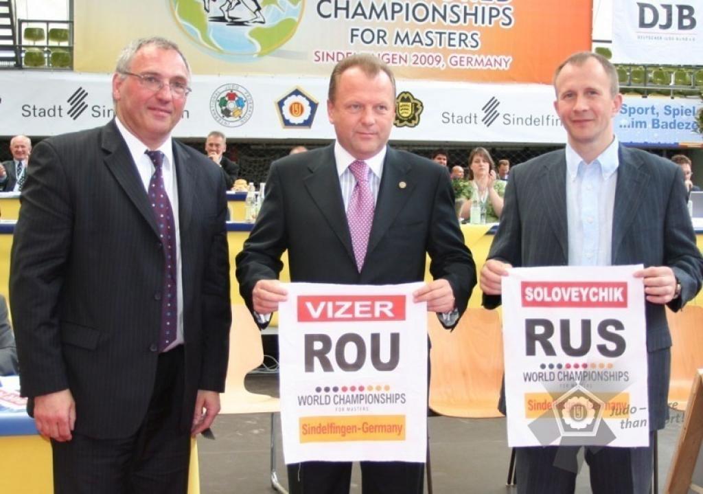 Sindelfingen will host European Cup as preparation of World Championships