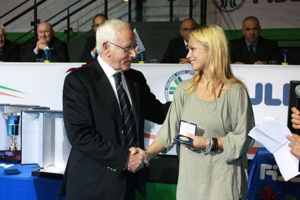 Matteo Pellicone re-elected as Italian Federation President