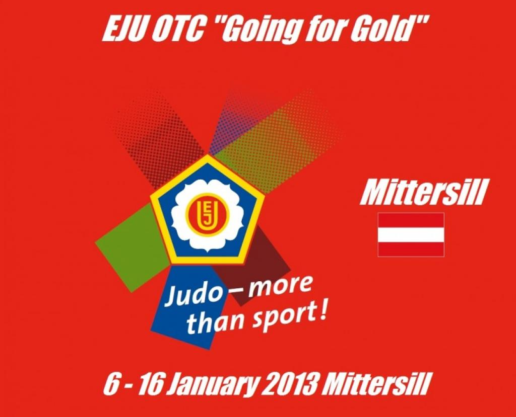 OTC in Mittersill traditional first EJU event of 2013