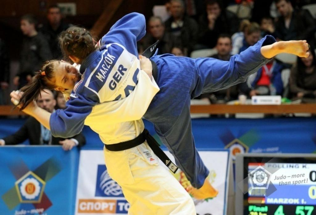 Spectacular judo at European Open in Sofia, smashing ippons