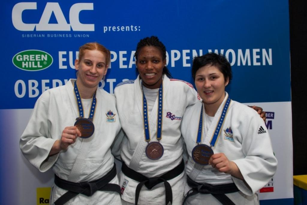 Learning curve for Europe at Green Hill European Open Oberwart