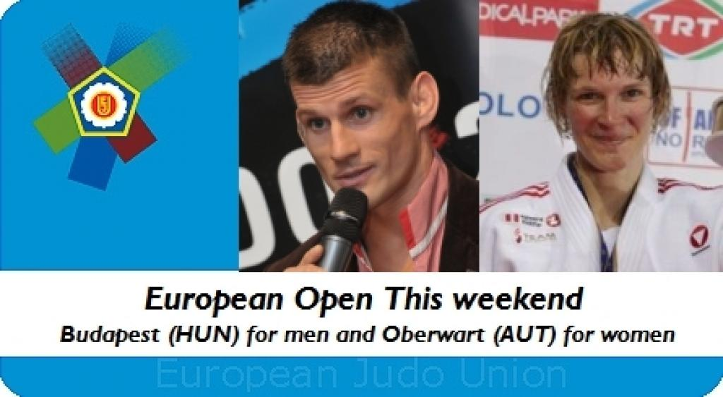 Preview European Open Budapest and Oberwart