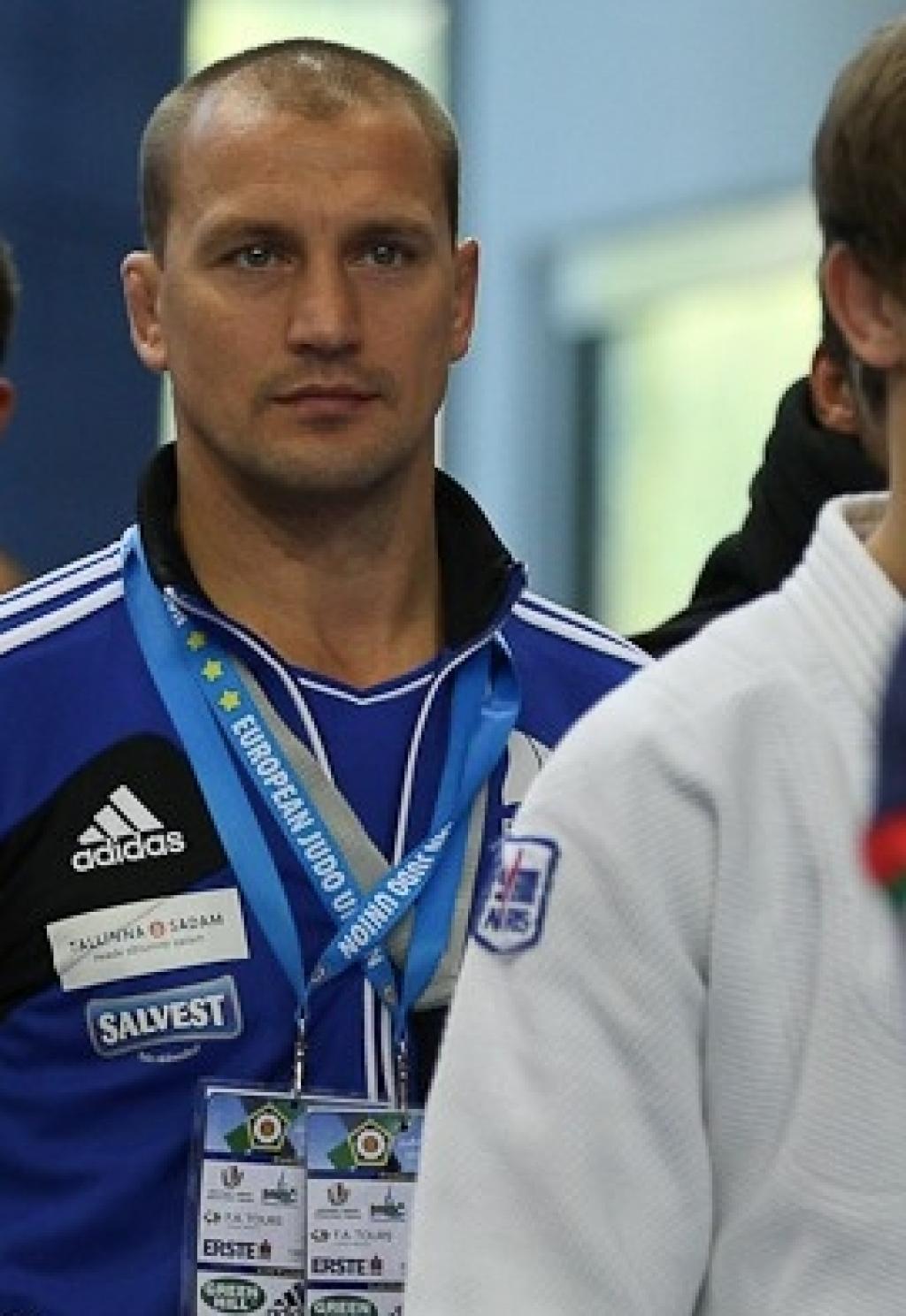 Aleksei Budõlin new national coach of Estonia