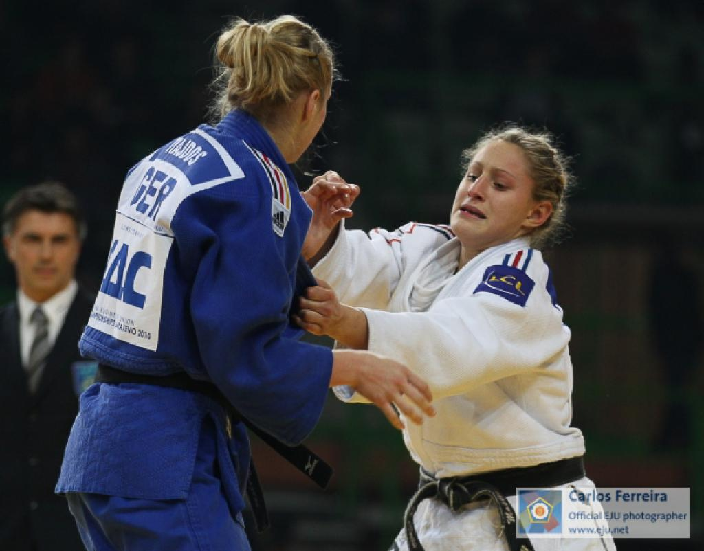 France tops the medal tally after two victories at European Open Prague