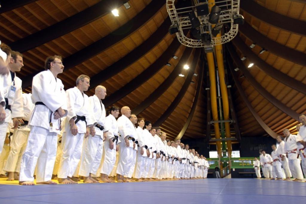 EJU Kodokan Seminar started in Rome