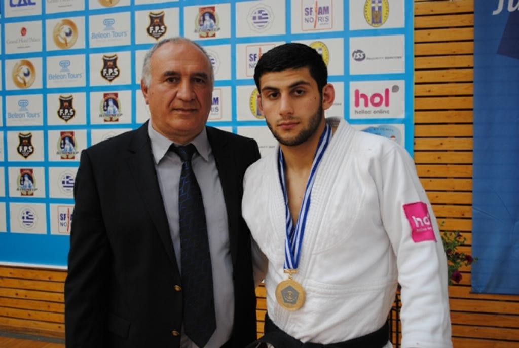 Big fights in 5th European Cup, Iliadis Cup in Evosmos