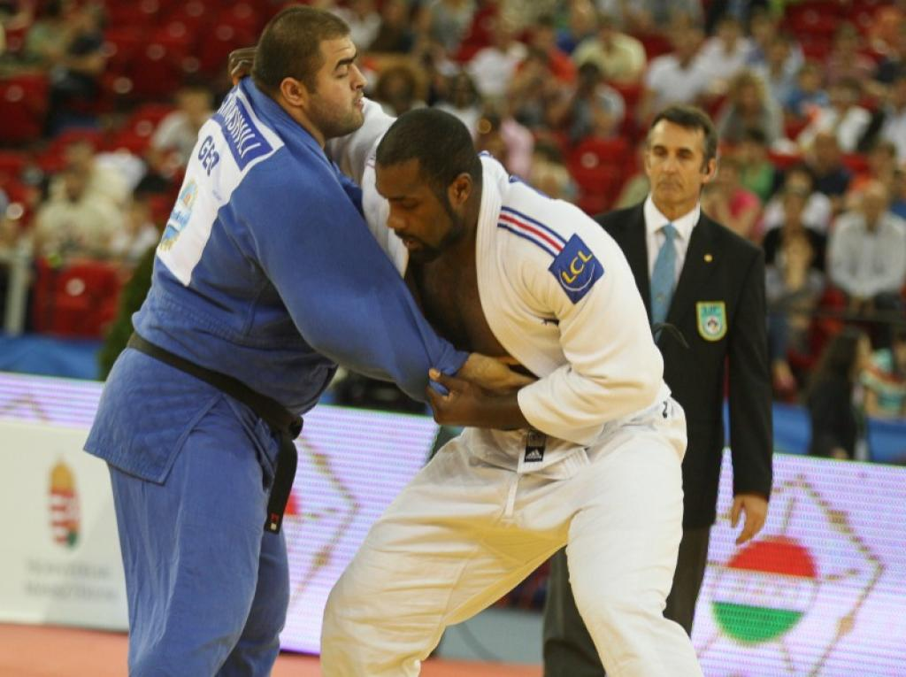 Riner collects European titles as well, third gold for Teddy