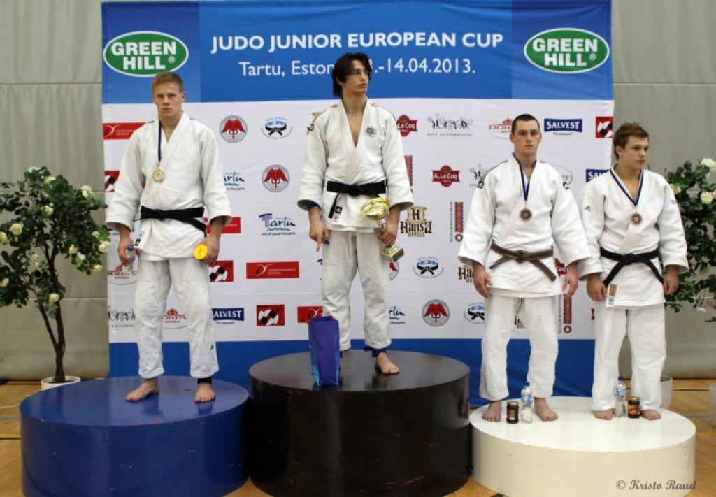 Finnish Juniors claim three gold medals at European Cup Tartu
